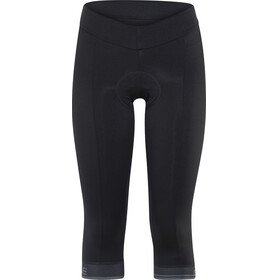 Alé Cycling Freetime Classico 3/4 Knickers Women black-charcoal grey
